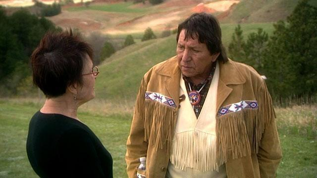 Extended Interview: Alfred Red Cloud