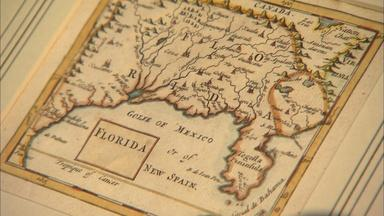 Florida Map: Europe's Colonial Blueprint