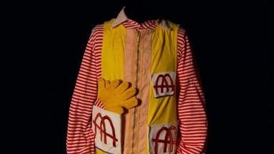The Suit That Launched Ronald McDonald