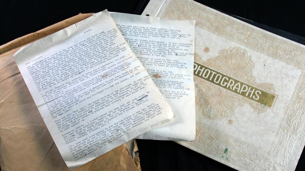 S7 Ep1: War Dog Letter image