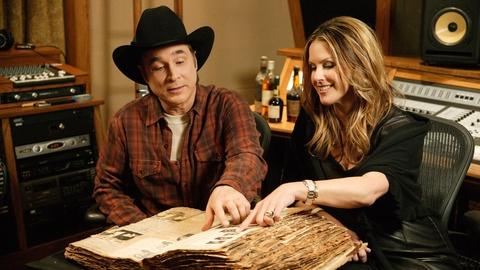 History Detectives -- Preview: Clint Black's book of posters