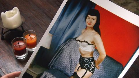 History Detectives -- Bettie Page And The Forbidden Pinup
