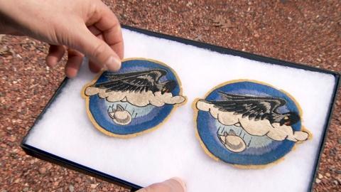 History Detectives -- World War II Patch: Bird of War