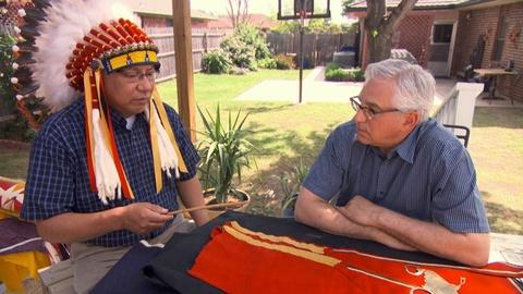 History Detectives -- War Spoils of a Peace Chief