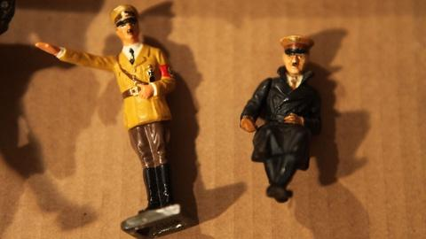 History Detectives -- Preview: disputed picture frame, German toy soldiers