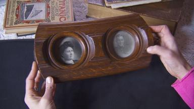 Titanic Picture Frame