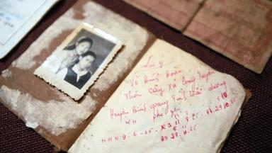 A Vietnam Diary's Homecoming