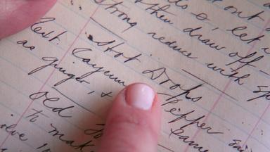 Bootlegger's Notebook