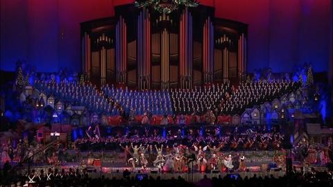 Holiday Specials -- Christmas with the Mormon Tabernacle Choir | 2014 Trailer