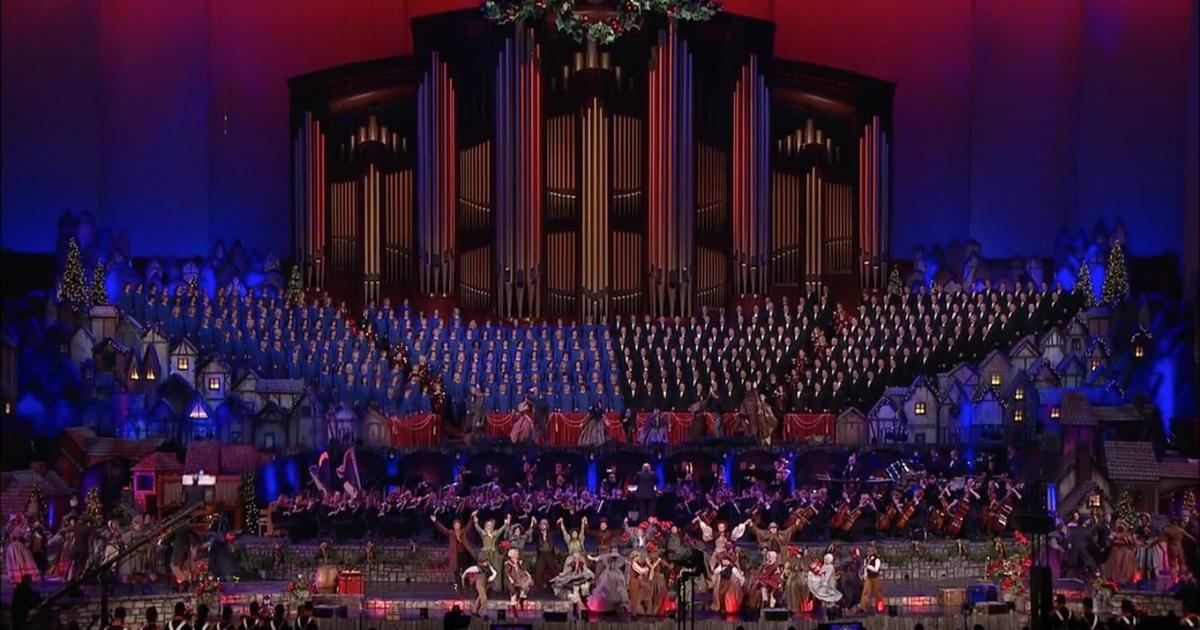Christmas with the Mormon Tabernacle Choir | 2014 Trailer | Holiday ...