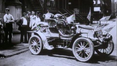 Horatio's Drive -- New York