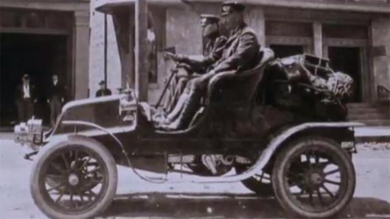 Horatio's Drive: San Francisco