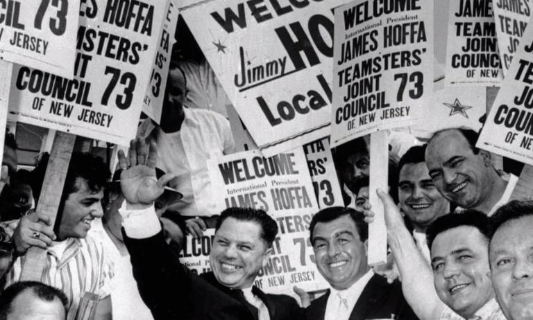 HDSI: Who Killed Jimmy Hoffa