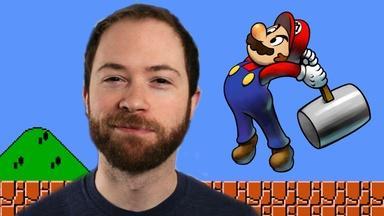 Super Mario Brothers as Surrealist Art?