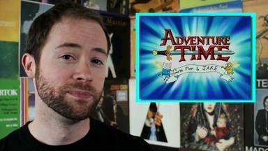 The Retro Awesomeness of Adventure Time