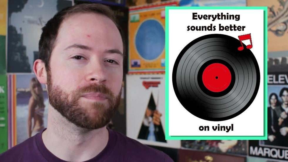 Are MP3s & Vinyl Better than Live Music? image