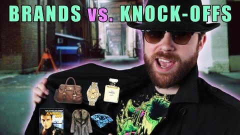 Do Knock-Offs Prove the Value of a Brand?