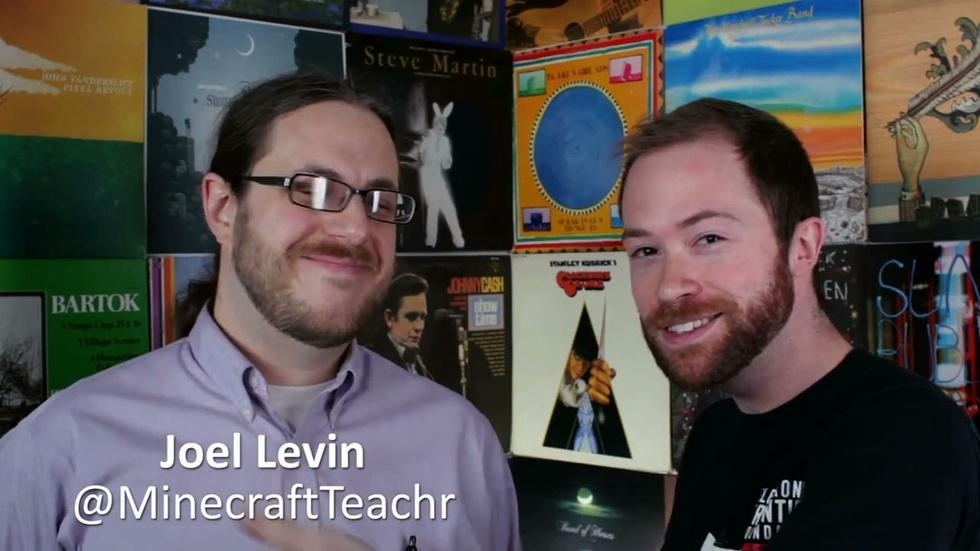 An Interview with Minecraft EDU Creator Joel Levin image