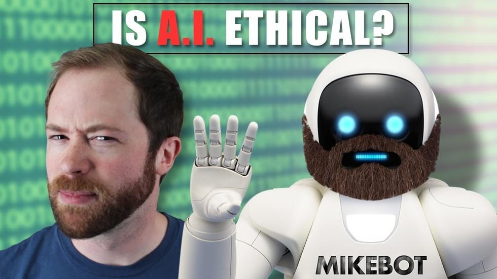 Is Developing Artificial Intelligence (AI) Ethical? image