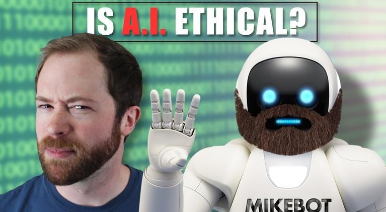 Idea Channel: Is Developing Artificial Intelligence (AI) Ethical?