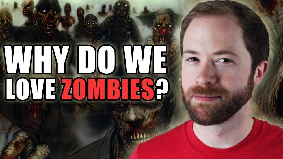 Why Do We Love Zombies? image