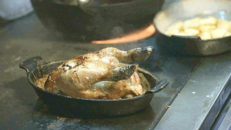 I'll Have What Phil's Having: The Best Roast Chicken in Paris