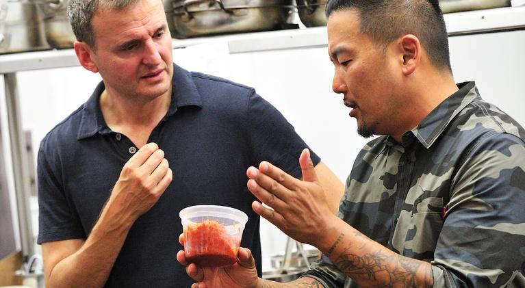 I'll Have What Phil's Having: Kimchi