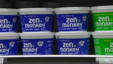 Web Extra: Zen Monkey