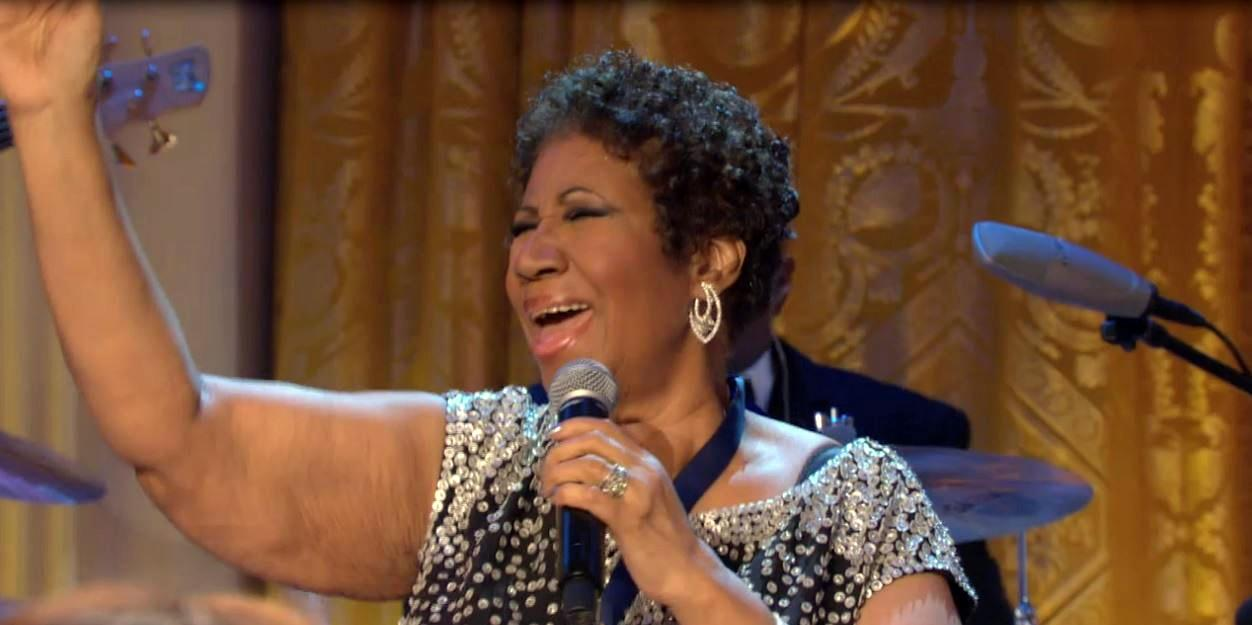"""Aretha Franklin Performs """"Amazing Grace"""""""