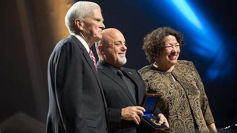 Gershwin Prize -- Billy Joel: The Library of Congress Gershwin Prize