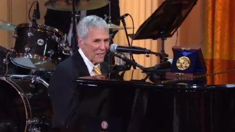 In Performance at The White House -- Burt Bacharach and Hal David: The Gershwin Prize