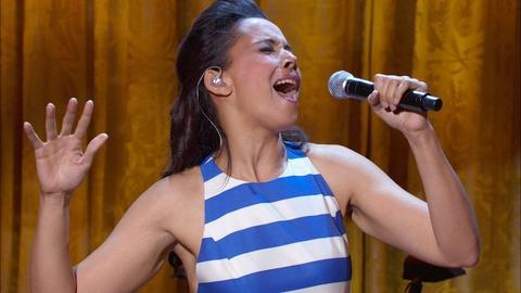 "In Performance at The White House -- Rhiannon Giddens Performs ""Up Above My Head"""
