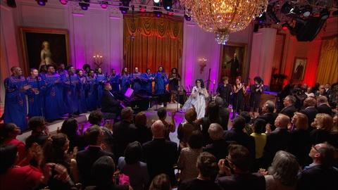 In Performance at The White House -- The Gospel Tradition: Promo