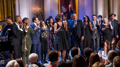In Performance at The White House -- A Celebration of American Creativity