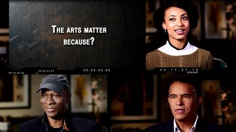 S2016 E1: Why the Arts Matter