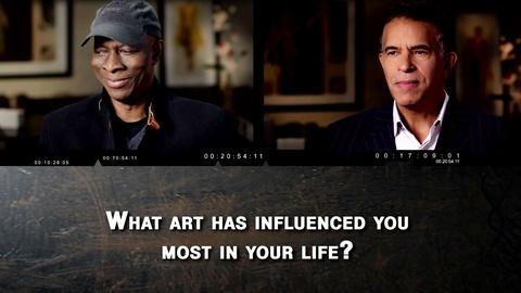S2016 E1: What Work of Art Has Most Influenced Your Life?