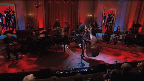 In Performance at The White House -- Esperanza Spalding: Interview and Performance Clip