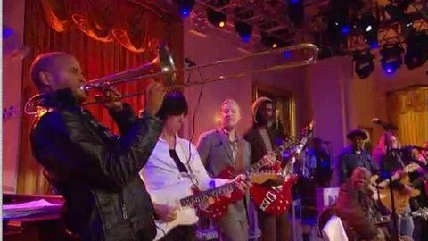 In Performance at The White House -- What is the Blues