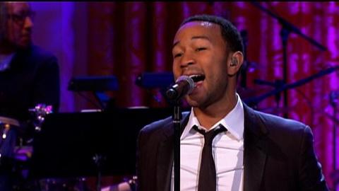 In Performance at The White House -- The Motown Sound: John Legend Performs