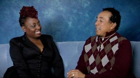 In Performance at The White House -- Smokey Robinson & Ledisi