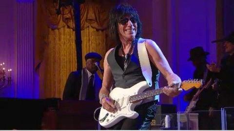 In Performance at The White House -- S2012 Ep2: Brush with the Blues
