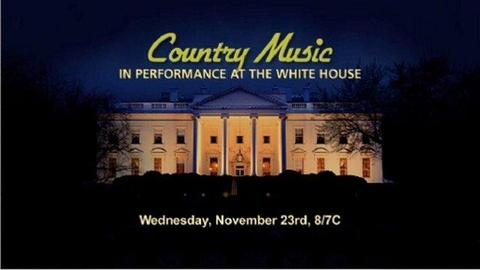 In Performance at The White House -- Country Music