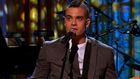 In Performance at The White House -- Web Exclusive: Mark Salling
