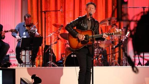 In Performance at The White House -- Educational Workshop: Lyle Lovett