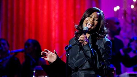 In Performance at The White House -- Yolanda Adams
