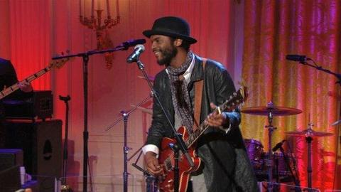 In Performance at The White House -- S2012 Ep2: Gary Clark Jr: Catfish Blues
