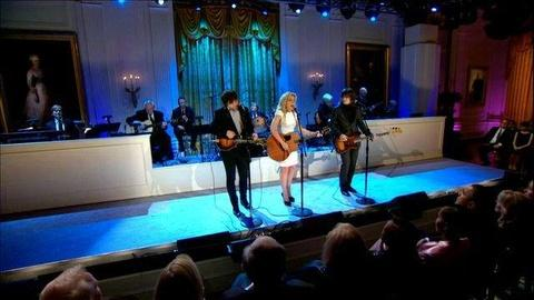 In Performance at The White House -- The Band Perry: I Will Always Love You