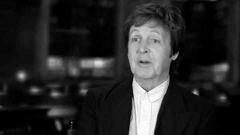 In Performance at The White House -- Exclusive Paul McCartney Interview