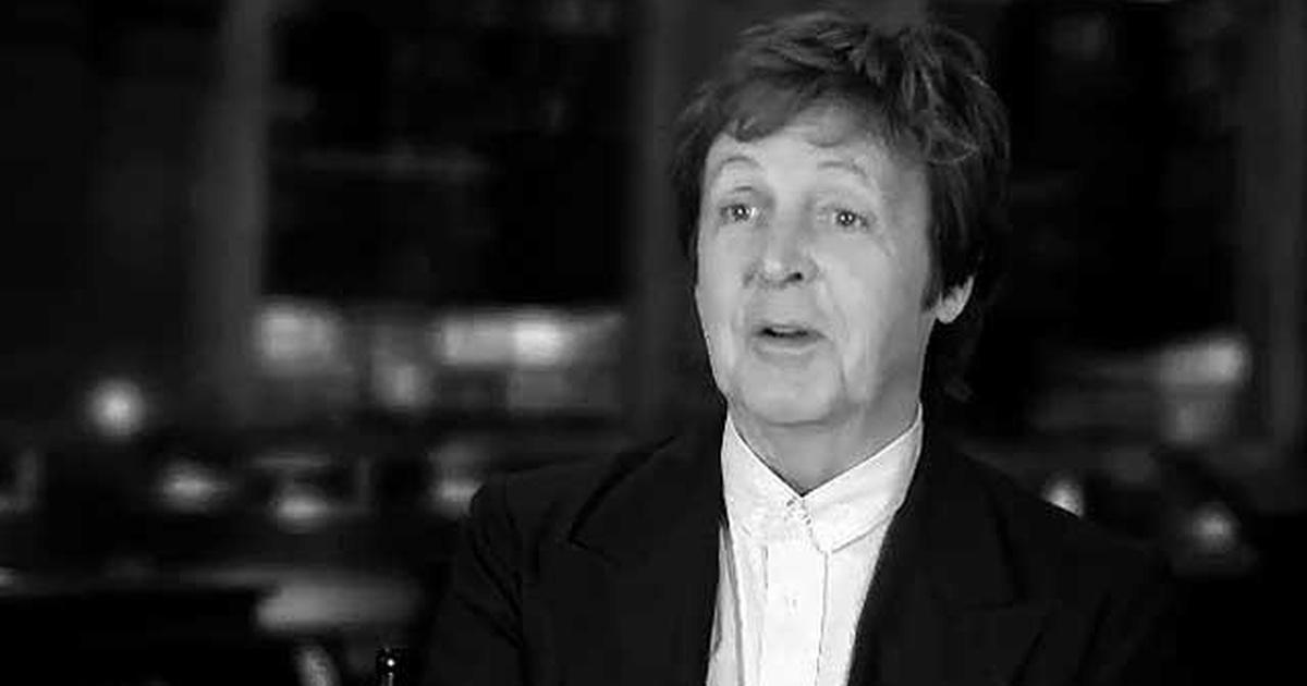 Exclusive Paul McCartney Interview