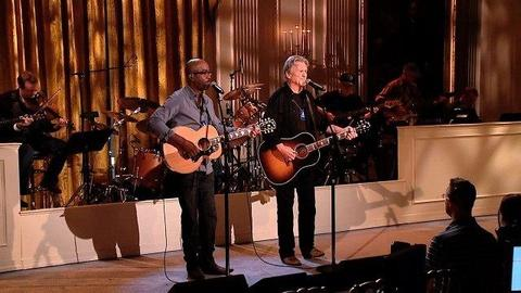 In Performance at The White House -- S2011 Ep1: Behind the Scenes with Kris Kristofferson and Dar